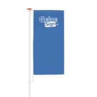 Mastvlag staand